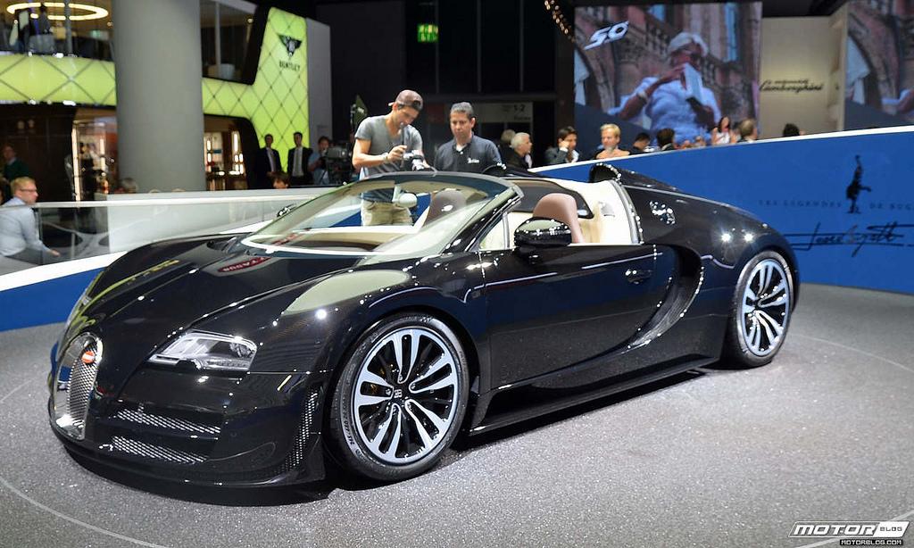 Bugatti Veyron Grand Sport Vitesse MotorBlog Flickr